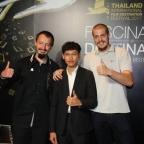Tajland film festival njih Tibor, Kecis i glumac