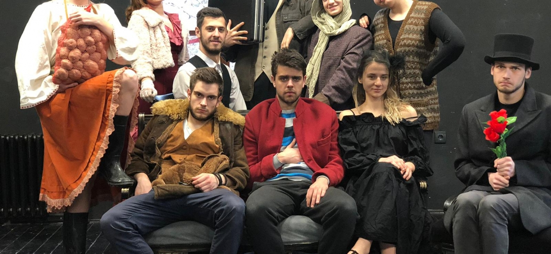 Klasa Borisa Lijesevica