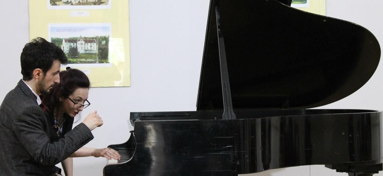 Klavirski duo 12