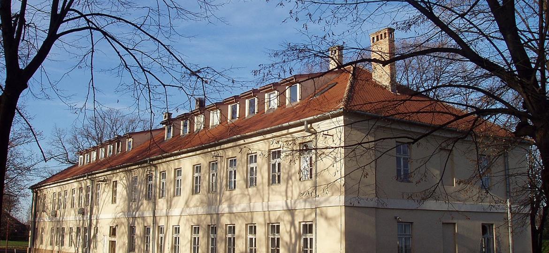 Зграда академије, Петроварадинска тврђава