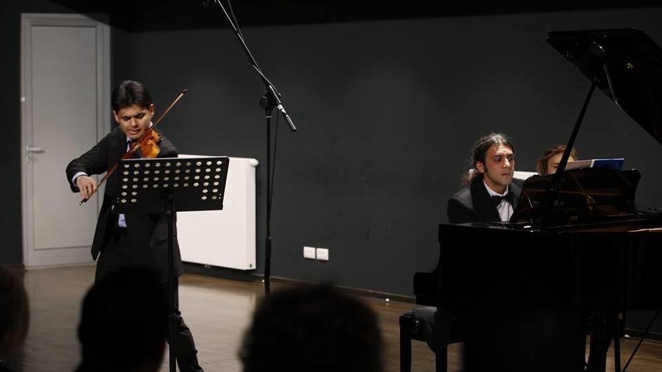 Robert Lakatos i Milan Miladinovic