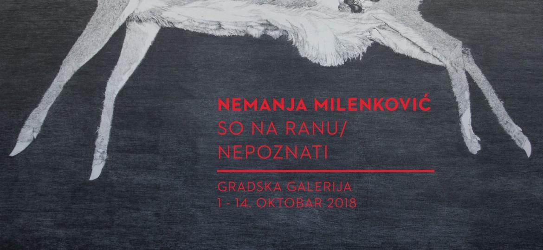 Nemanja Milenković- So na ranu, Nepoznati