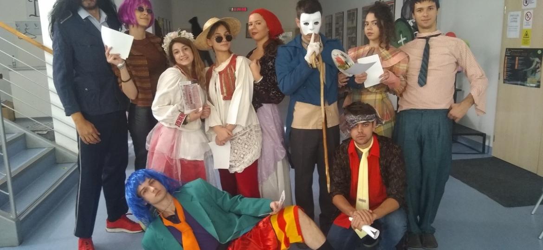 Studenti u Banatskoj Bistrici 12