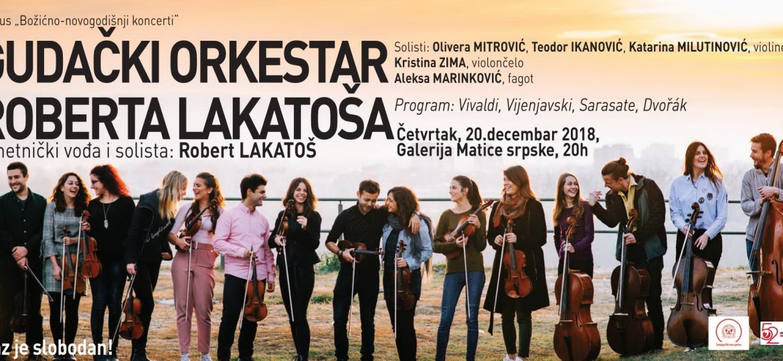 Robert Lakatos koncert