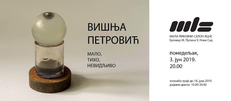 Visnja Petrovic izlozba