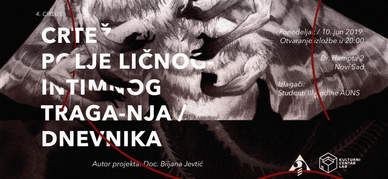 01. 4 Ciklus_Crtez - Polje licnog-intimnog traga-nja - dnevnika_Autor projekta Doc. B. Jevtic
