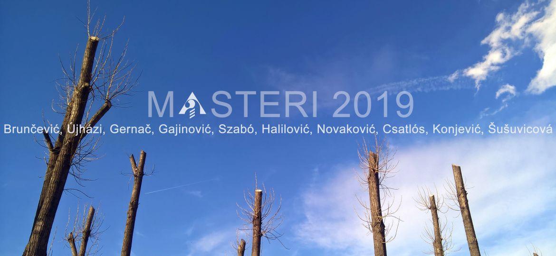 Masteri slikari 2019