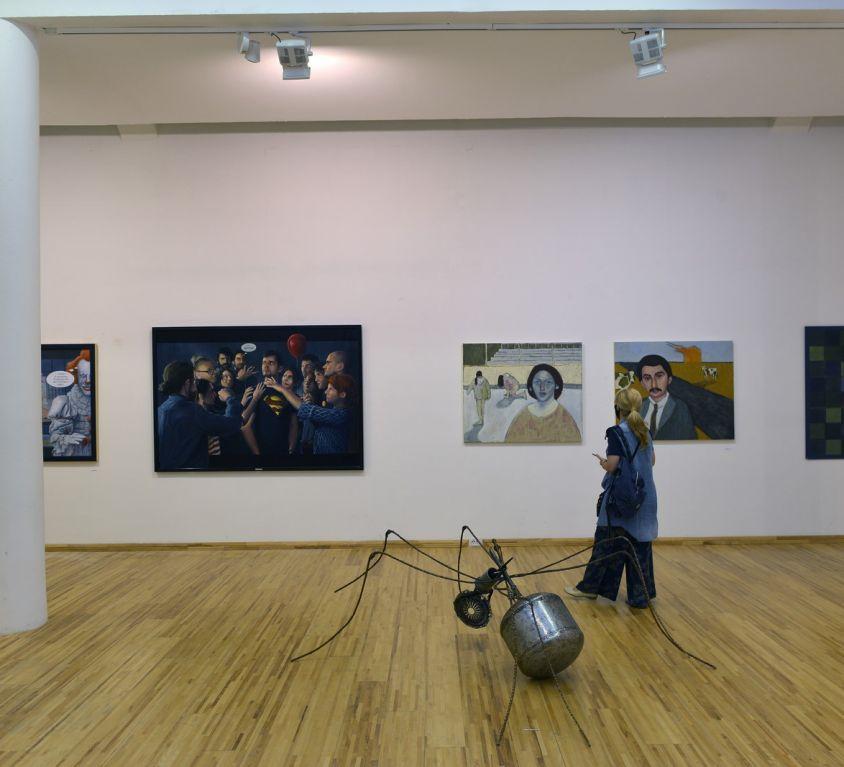 Завршна изложба радова студената Департмана ликовних уметности
