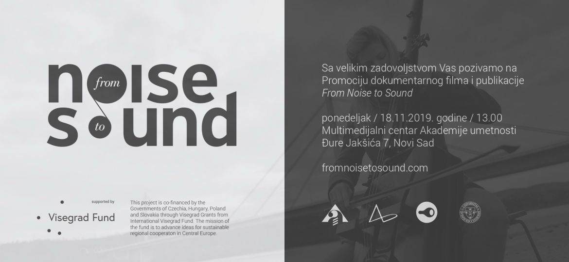 From noise to sound novembar