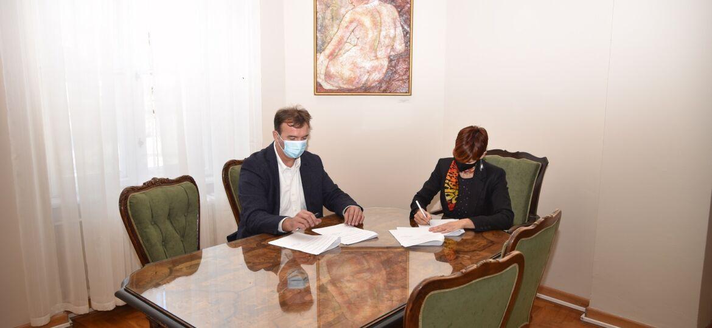 Sporazum potpisan smanjena fotka