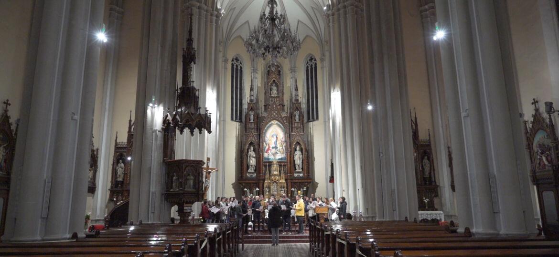 Fotka za koncert Aleksandra Vrebalov