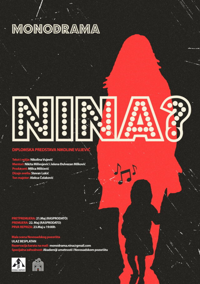 Monodrama - NINA - poster (2)