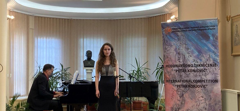 Solo pevanje nagrade 123
